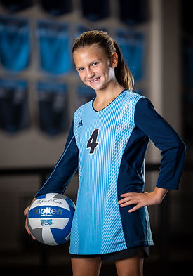 Volleyball Player Picture