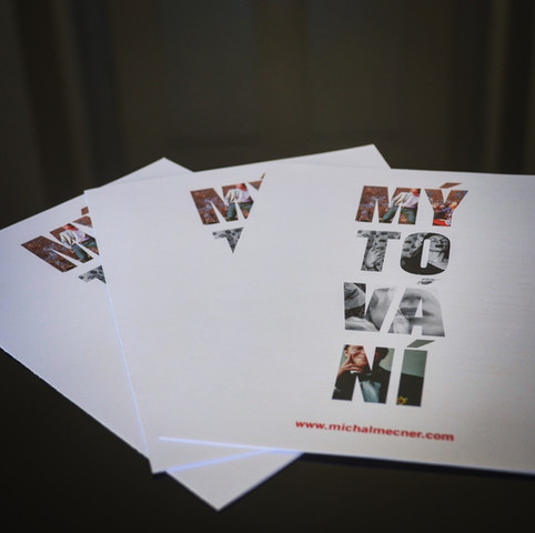 Michal Mecner Photographer Brochure