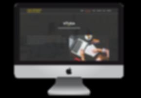 Canvas d'amore website