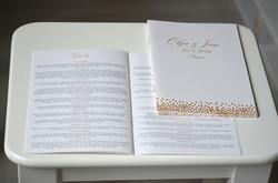 Elegantní brožurka