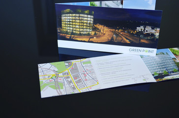 Green Point Prague Leaflet
