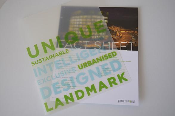 Green Point Brochure Design