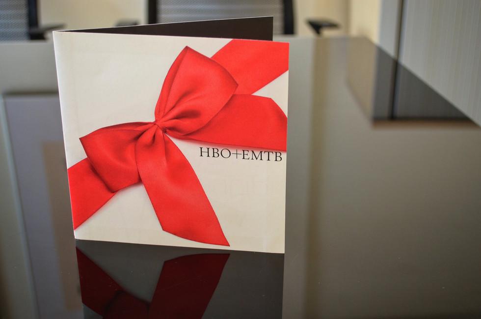 Christmas Card Minimal