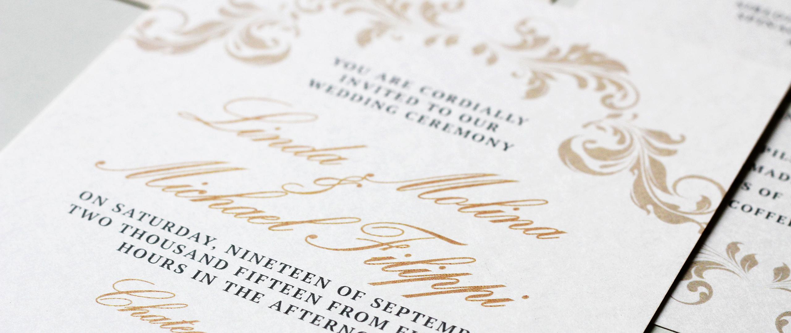 Svatební oznámení pro právníky