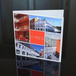 Corso Karlín Leaflet Design