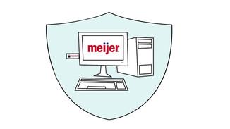 Meijer - Removable Storage