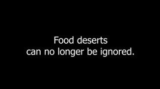 Issues Behind a Food Desert