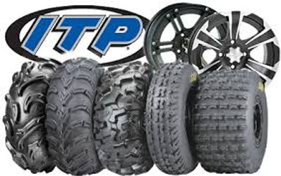 ITP ATV UTV TIRES