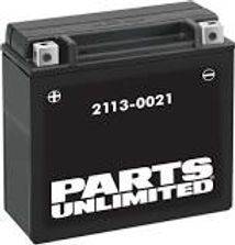 PARTS UNLIMTED BATTERIES