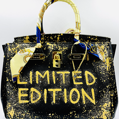 Bianca 30' black limited edition