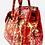 Thumbnail: Bianca 30' red metallic splash