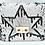 Thumbnail: Carolina silver black drip star