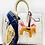 Thumbnail: Bianca CROC white 30' too glam