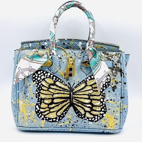 Bianca 30' blue butterfly
