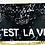 Thumbnail: Sabrina black white C'est la vie