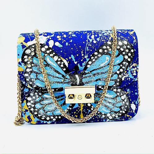 Carolina Blue Butterfly
