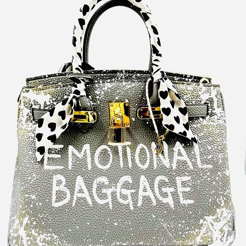 Bianca 30' grey emotional baggage