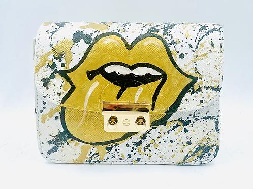 Silver Carolina gold Tongue
