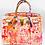 Thumbnail: Bianca 30' white pink orange splash