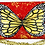 Thumbnail: Sabrina red butterfly