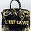 Thumbnail: Bianca 25' black gold C'est la vie