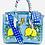 Thumbnail: Bianca CROC 30' blue lemons