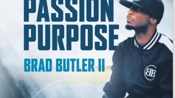 Pain, Passion, Purpose - Book