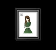 Artwork created by Clarice and Myat Su Hnin Pan