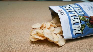 melinjo chips spilling out of bag.jpg