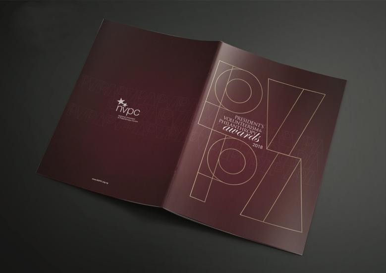 Awards Editorial Design