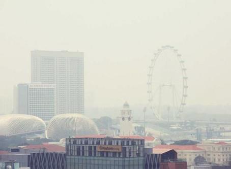 Kabut Asap Menambah Pendapatan Singapura