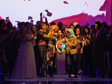 President's Star Charity show raises $10.5m, a new record