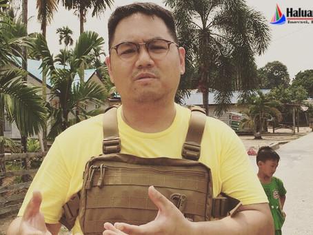 PM Haze Singapura, Benjamin Tay: Berharap RiauTemukan Solusi Cepat Atasi Asap