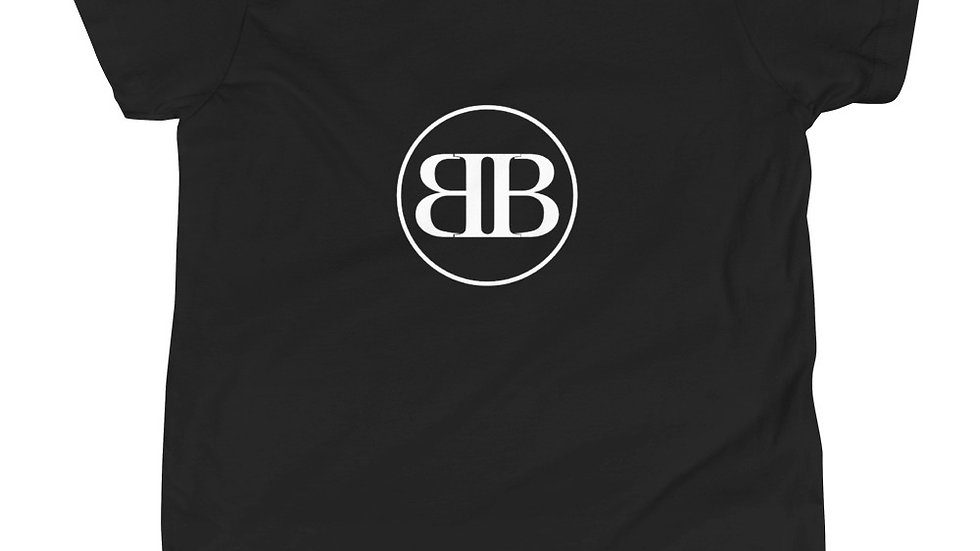 Youth Short Sleeve T-Shirt - BBA Logo