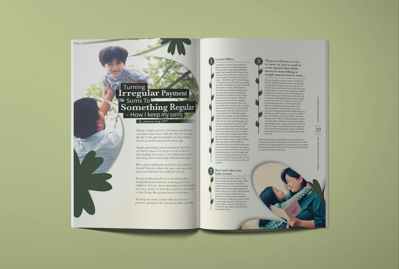 Financial Planning 2020 Book
