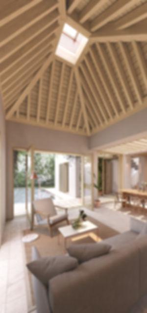 Sustainable Detached House in Pozuelo de Alarcón | NOEMA studio