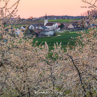 Lauer Frühlingsabend