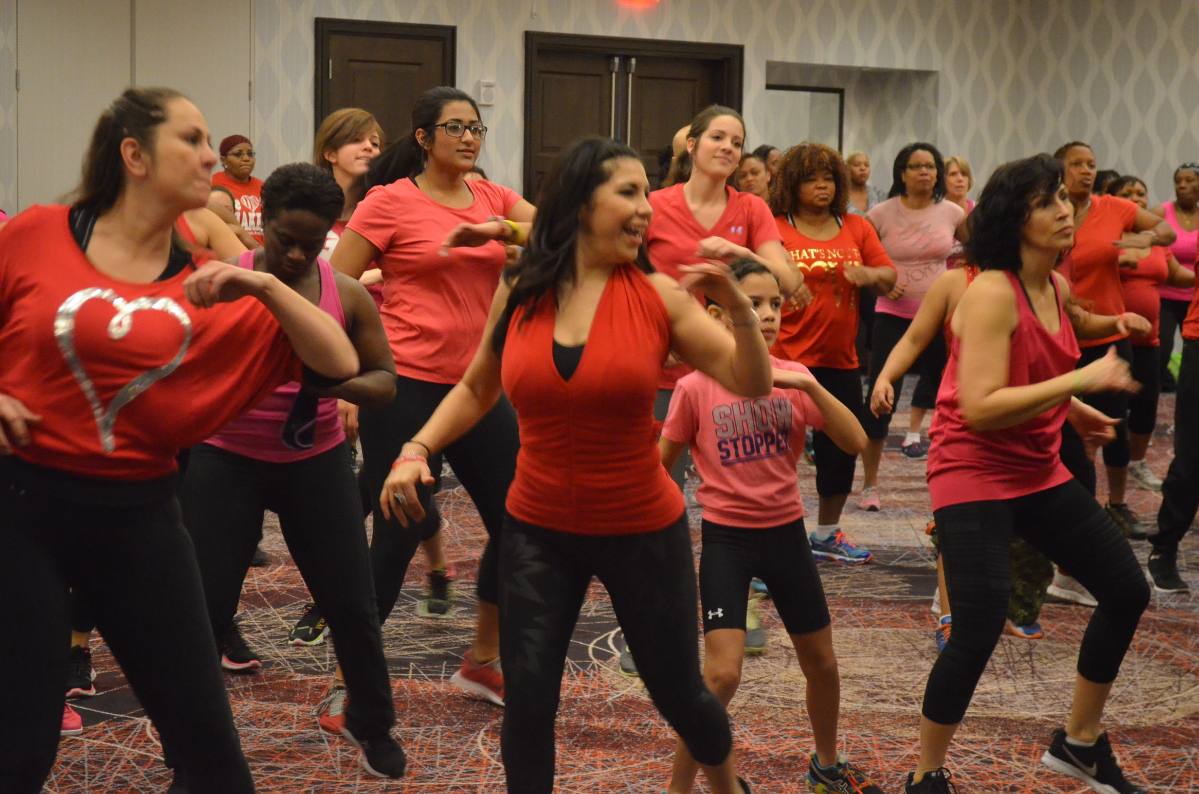 Valentines Zumba Party