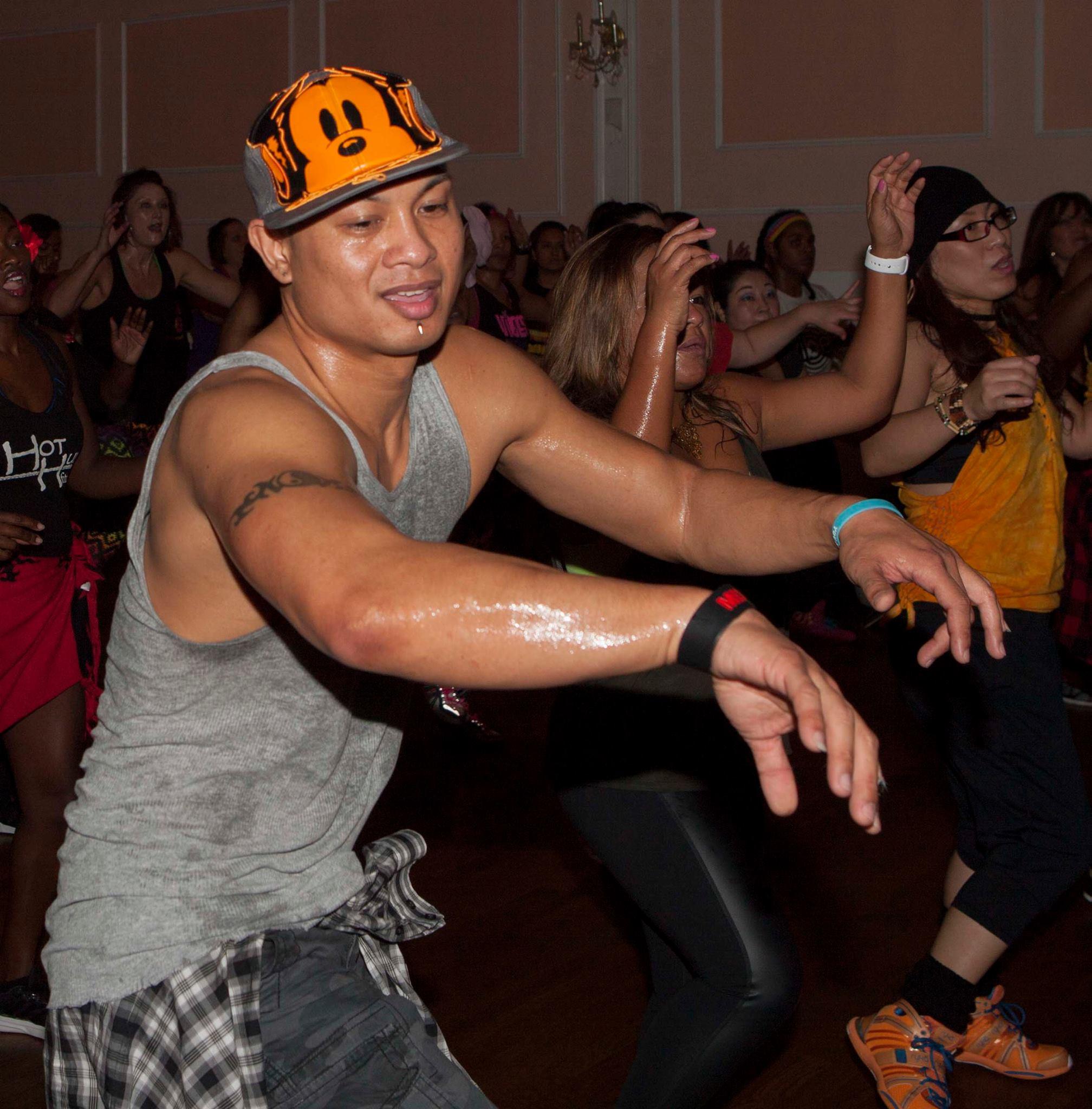 Dance Fitness Showcase