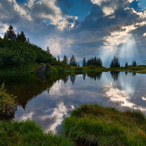 Berner Oberland Rosenlaui