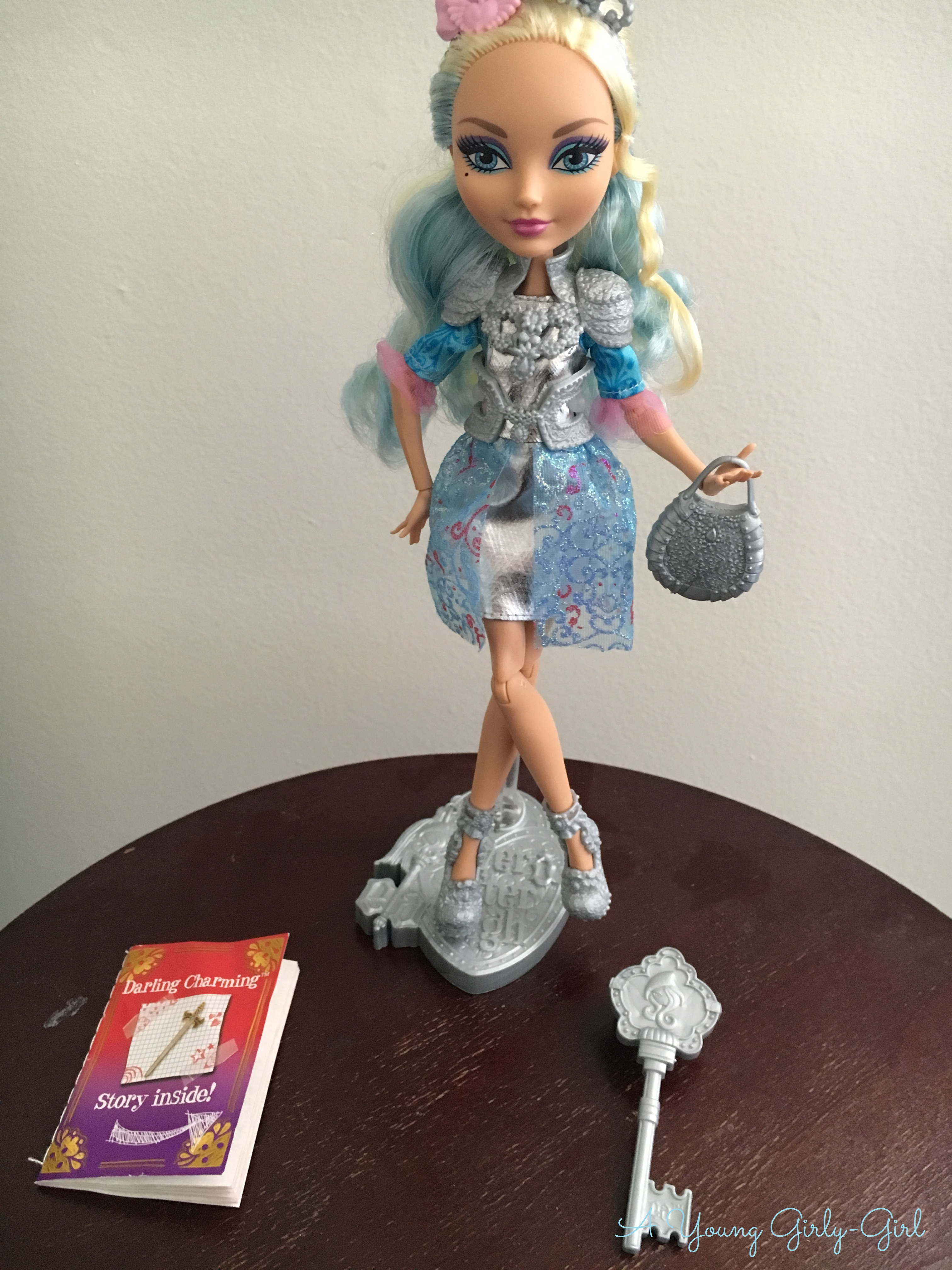 Ever After High Darling Charming Doll Review | A Young Girly