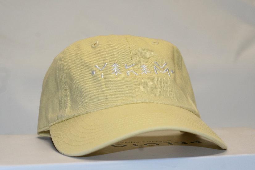 Yellow Dad Hat