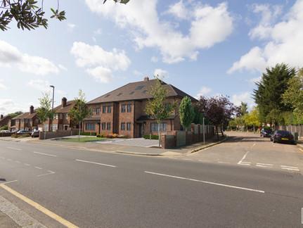 Edgwarebury lane - 7 luxury 2 Bed apartments