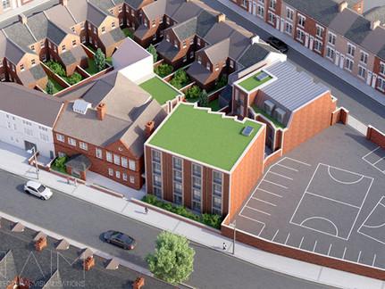 Upperton Road - 46 Studio Apartments