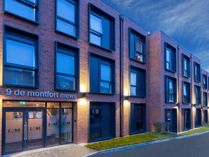 De Montfort Mews - 91 Studio Apartments