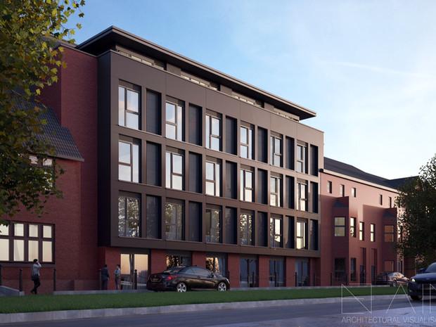 8 West Walk - 85 Studio Apartments