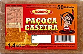 Paçoca Caseira