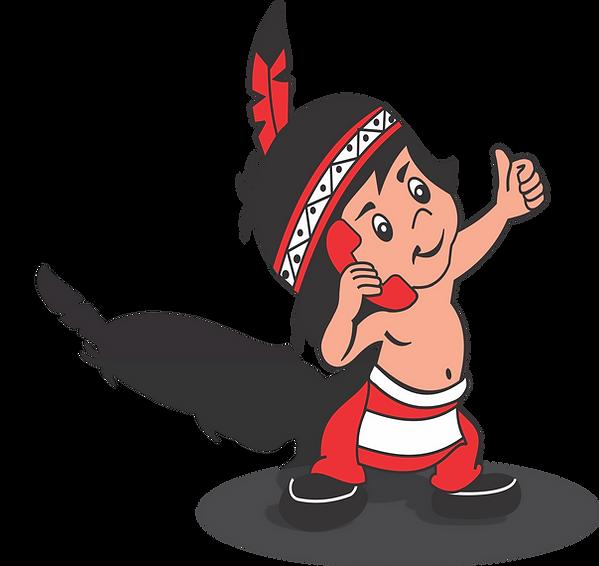Mascote Doces Moreno