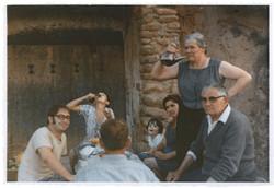 1967 de merienda en las bodega