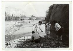 1960 EN LA BODEGA JUNTO AL CIDACOS